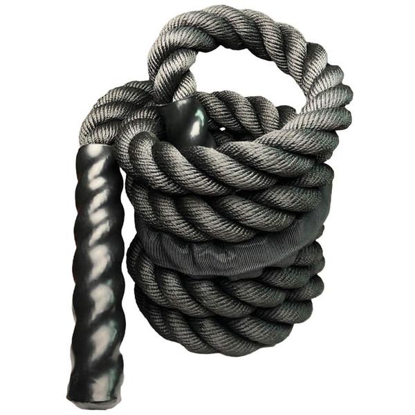 Fitness lourd de corde à sauter Sauter les cordes pondérées Formation professionnelle durable pour améliorer la force