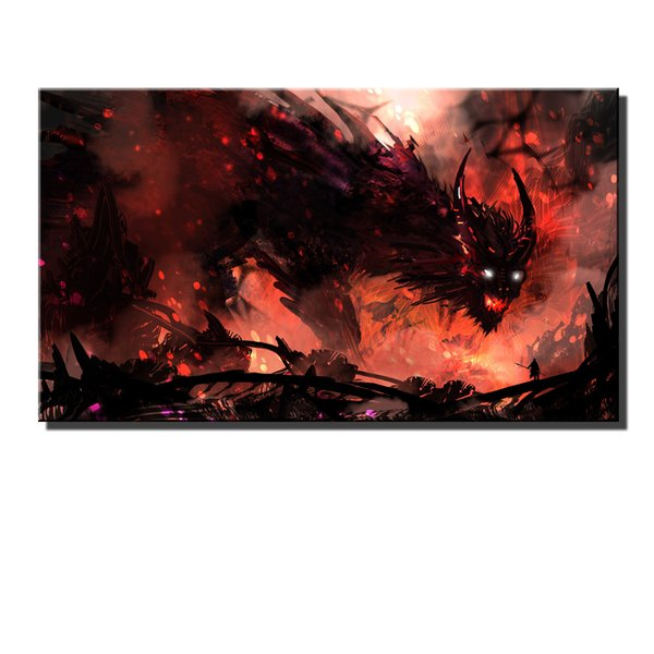 Custom Magic The Gathering,HD Canvas Print Home Decor Art Painting (Unframed/Framed)