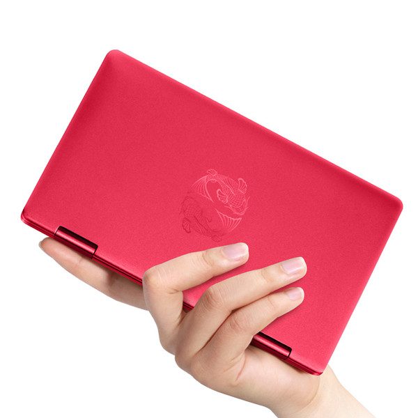 El más nuevo Tablet PC de estilo rojo una netbook de 7