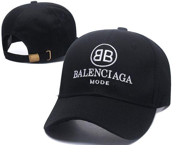Moda Ağız beyzbol kapaklar BB Logo sinners snapback şapka bieber baba şapka lüks Unisex spor takımı şapka bayan erkek kemik tasarımcı trucker caps