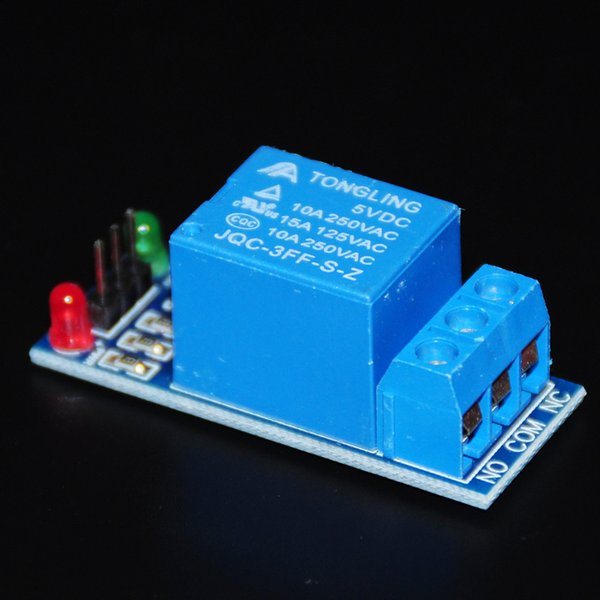 5V 1-Channel Relay Module for Arduino for Raspberry Pi DSP AVR PIC PLC 1 Channel Relay Development Board Shield Optocoupler DIY