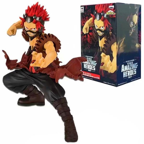 2019 Japanese Anime My Hero Academia The Amazing Heroes Vol 4 Eijiro Kirishima Statue Figure Model Toy From Gadgetsparadise 50 36 Dhgate Com