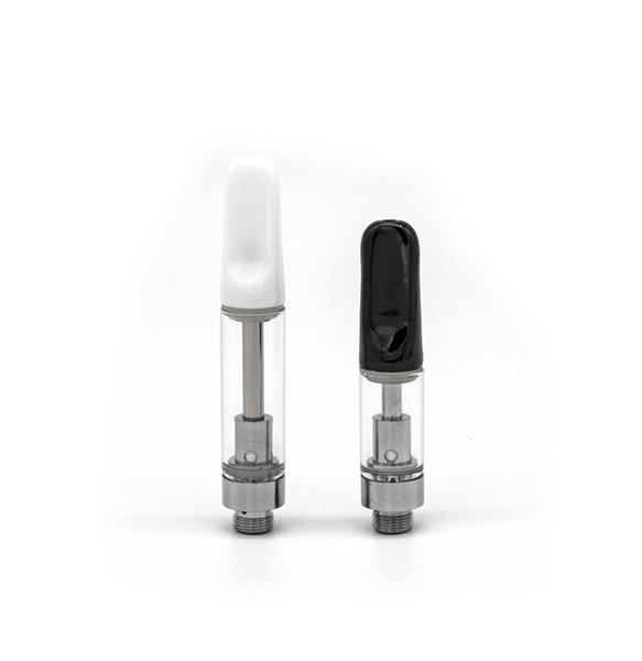 2019 TH205 Vape cerâmico Atomizador Vape eCig cerâmica e Material De Vidro. 5 ml caneta cartucho vaporizador