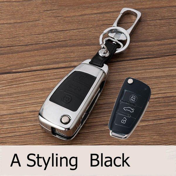 A styling Black