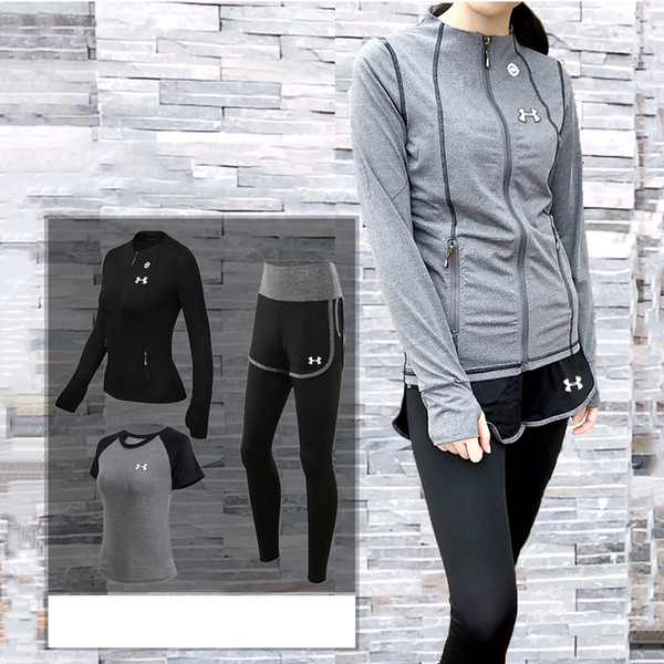 Women Clothes Brand Designer Slim Fit Tracksuit Female Fashion 3 Piece Sets Casual Sport Style Suit with Zipper