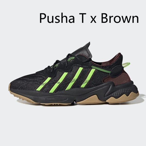 Pusha T x Brown