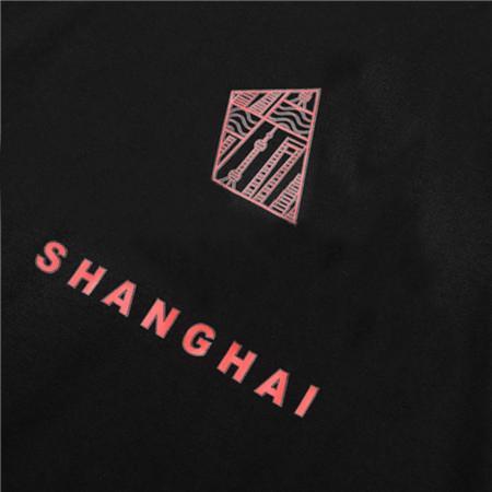 2019 новинка дизайнер спортивная марка кофты с длинным рукавом повседневная черная белая пиджаки блузка весна-осень M-3XL EAR19962