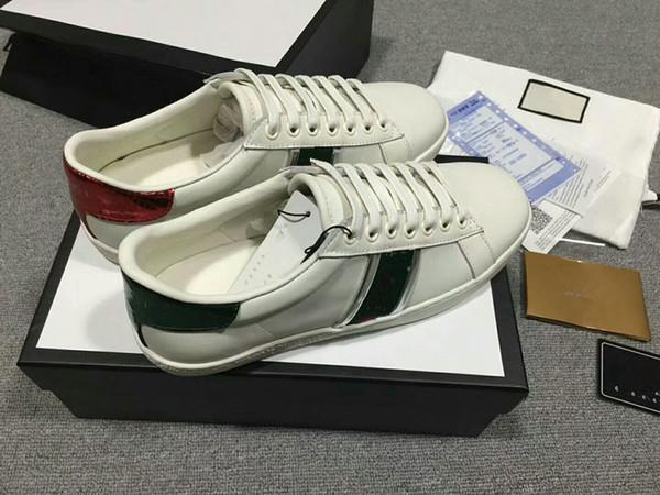 Erkekler Kadınlar Boş Tenis Günlük Ayakkabılar Moda Paris 17FW Triple-S ayakkabı Sneaker Üçlü S Chaussures qh18041017 için 2019 Baba Ayakkabı