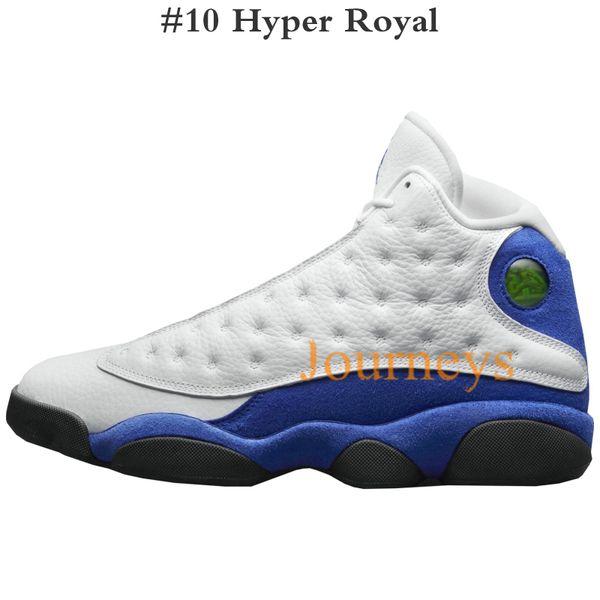 # 10 Hyper Royal