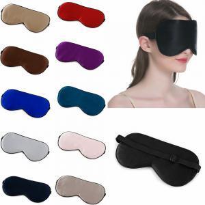 11styles Sleep shading máscara ocular eyepatch Shade Cover fashion blindlunch break aliviar la luz trvel sleep shading máscara para el ojo FFA1452