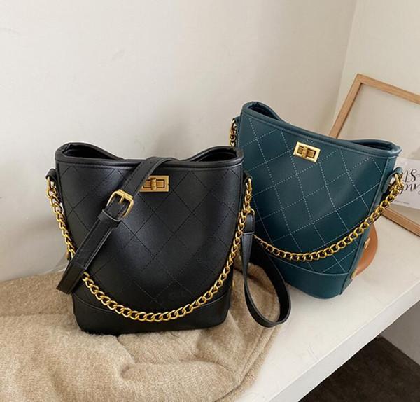 Горячие продажи новых роскошных женщин способа сумки ведро Наклонный Сумка Хобо Crossbody сумка дизайнер дамы тотализатор повседневные сумки женские Кошельки
