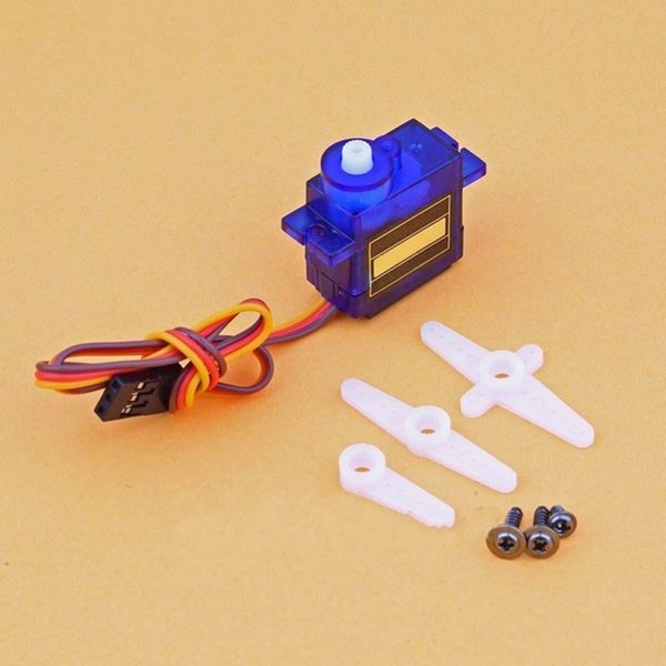2016 NEW SG90 Servo mini micro 9g for Rc helicopter Airplane Foamy Plane Car Boat