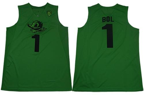size 40 c0d52 f3d49 2019 #1 Bol Bol Oregon Ducks Men'S Embroidery Stitched Basketball Jersey  Custom Any Name And Number From Hezongming88, $26.39 | DHgate.Com