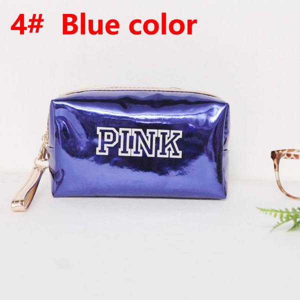 4 # Colore blu