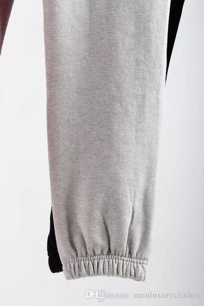 essentials Mens Designer Jogger Pants Casual Solid FOG Elastic Waist Pencil Pants Sports Sweatpant Pantalones
