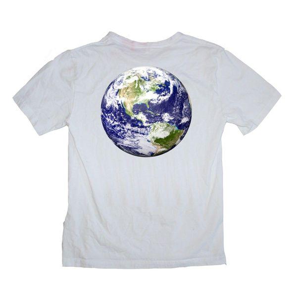 Earth Star NASA Astrology Planets Solar System Space Shirt S-XXXL Colour prints Men Short Sleeves T Shirt 2018 Fashion Short Sleeve