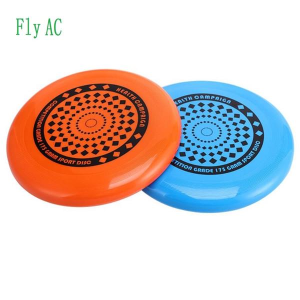 juegos 1 pieza Profesional 175g 27cm Ultimate Flying Disc platillo volador juguetes de ocio hombres mujeres niños juegos al aire libre juguetes