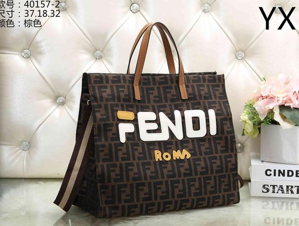 2019 Design Handbag Ladies Brand Totes Clutch Bag High Qukm4kality Classic Shoulder Bags Fashion Leather Hand Bags D000597