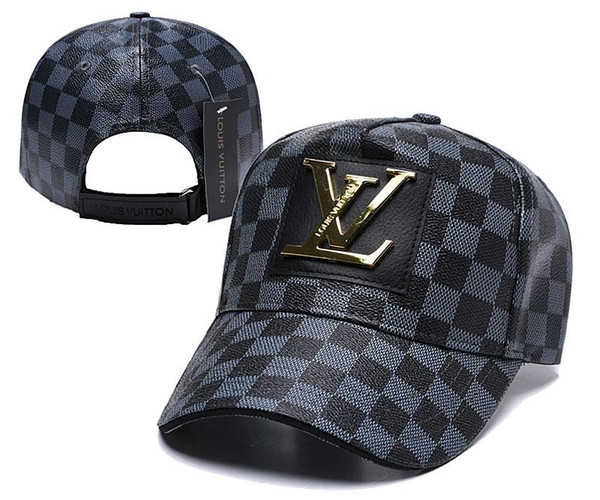 El más nuevo diseñador PP Skull Caps Casquettes De la gorra de béisbol Gorras Marca de moda Sombreros del béisbol Carreras Sombreros Gorros Hueso Sombrero de sol Sombrero de sol de lujo