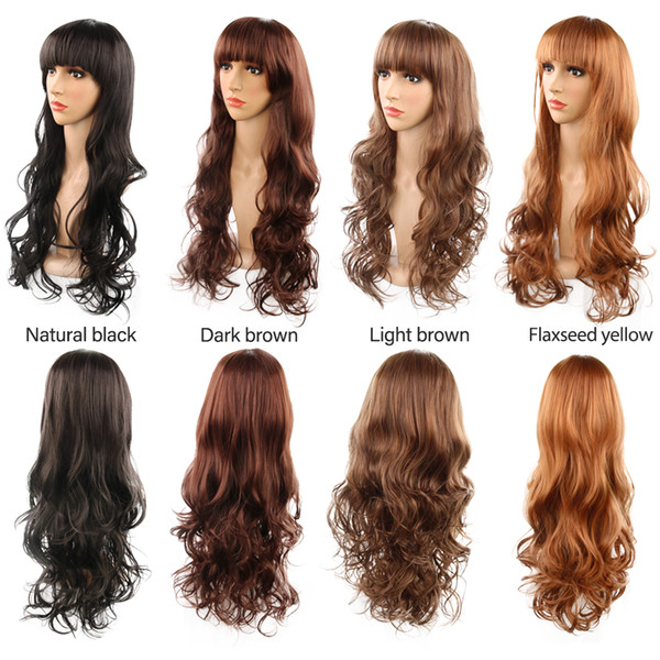 Hot Hot Style Wigs Fashion Women'S Hair Growth