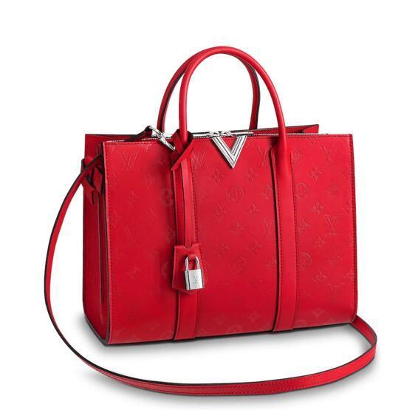 2019 New Red Totes Women Fashion Shows Shoulder Bag Top Grade Lady Elegant Handbags Popular Cross Body Messenger Bags