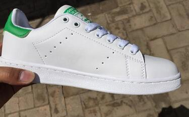 белый зеленый
