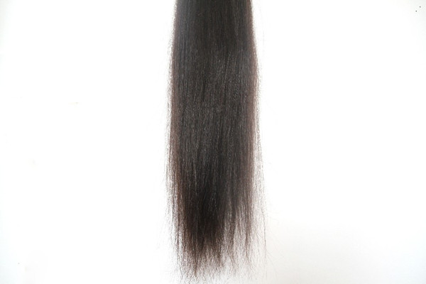 Natural Color Peruvian Straight Hair Extensions 100% Human Hair Weave 10-30 Inchs 7a Unprocessed Double Weft Virgin Hair Extensions