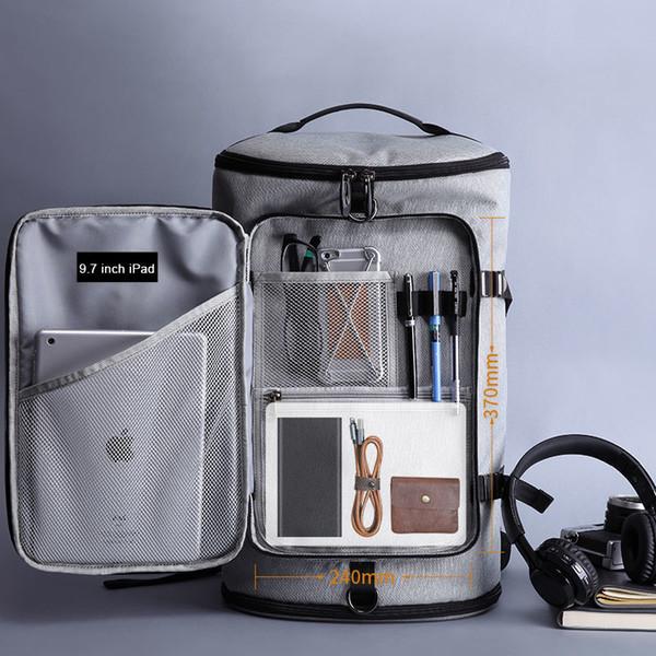 40l Large Capacity 15.6 Laptop Bag Men Backpack Travel Backpack Bags For Women Teenagers Computer School Bagpack Rucksack