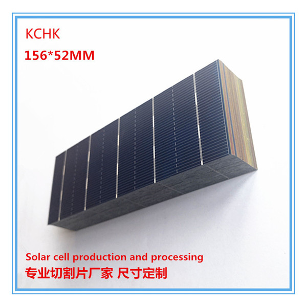 Solar Cells 156 52mm Power 1 48w Polycrystalline Non Standard 5bb For Diy Solar Module Diy Charging Products Solar World Panels 12v Solar Panels From