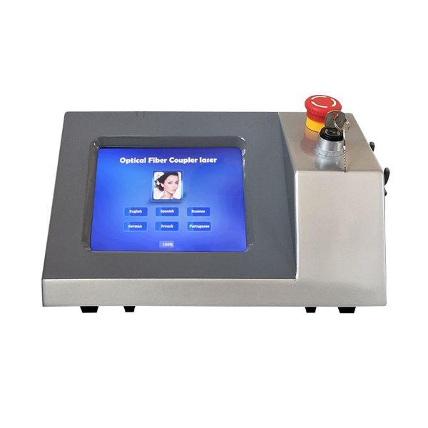 Prix d'usine !!! Bon résultat salon vasculaire de retrait de laser de diode de la machine 980 de diode d'araignée de laser de la diode 980nm
