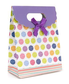 Bow Gift Bag C