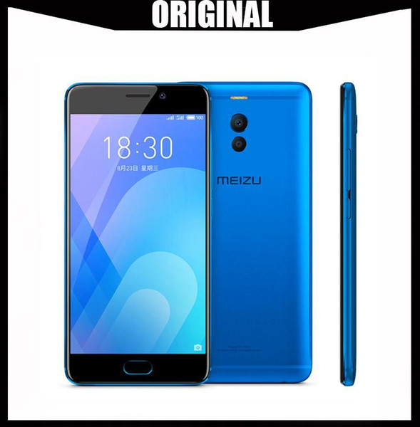 Original Meizu M6 Note 6 3/4GB 32/64B 4G network Snapdragon 625 Octa Core 5.5 inch Cell Phone fingerprint GPS WIFI