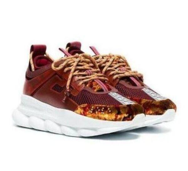 Lates color! Designer de reação em cadeia homens sapatos casuais mulheres formadores de esportes moda altura crescente sapatos casuais tênis km08