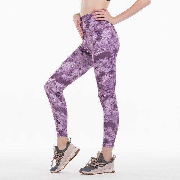 Фиолетовый камуфляж