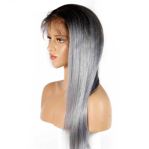 High quality Wholesale Lace Front Wigs Virgin Brazilian Human Hair Lace Wigs M017