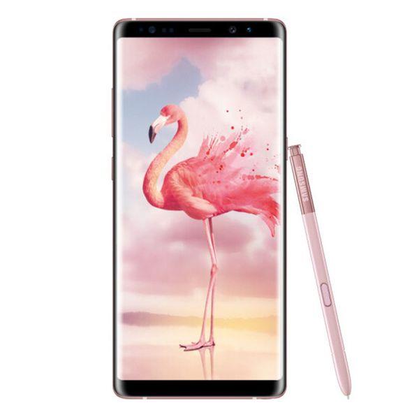Refurbished Original Samsung Galaxy Note 8 N950F N950U Octa Core Cell Phone 6G/64G Dual Rear Cameras 12MP 6.3inch Refurbished Phones