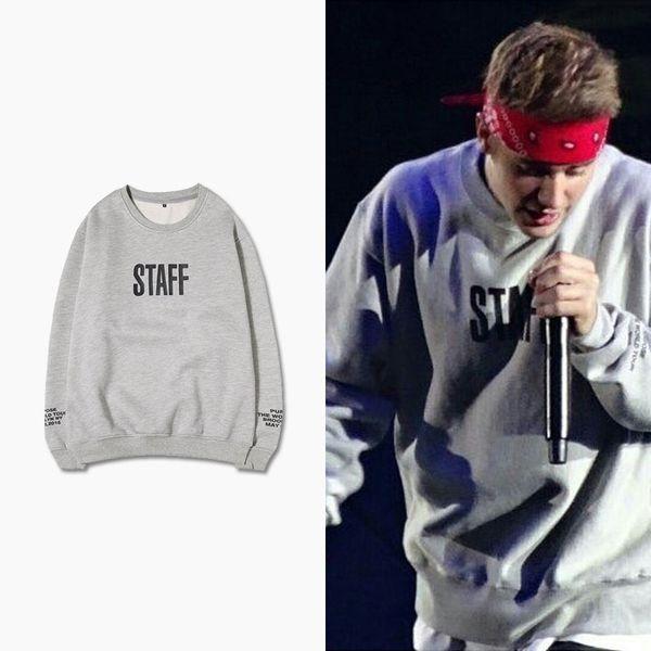 Brand New Purpose Tour Hoodies Street Sport Mens Designer Hoodies Womens Loose Fit Pullover Justin Bieber Sweatshirt