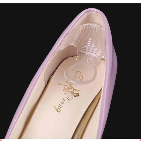 Silicone Soft Insert Heel Liner Grips High Heel Comfort Pads Feet Care Accessor