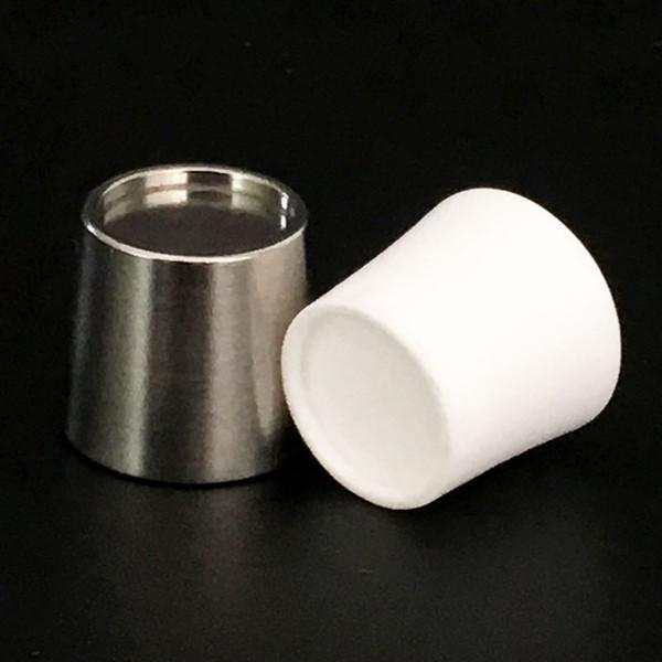 Puffco Peak Bowl Quartzo Inserção de Titânio para Fumar Dabbing Concentra Puffco Pico de Quartzo Inserções para Tigelas de Inserção Personalizado