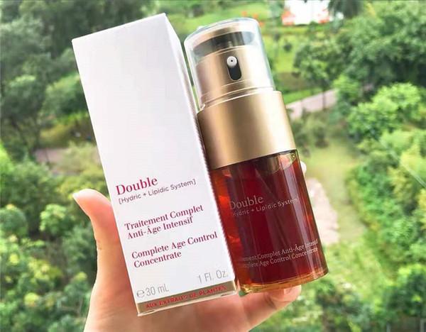 2019 Nouveauté en stock Double soin hydratant pour le visage Lotion hydratante soin de la peau 50 ml Grande qualité Nouvelle marque arrivée.