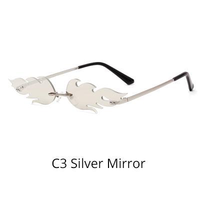 C3 Miroir Argent