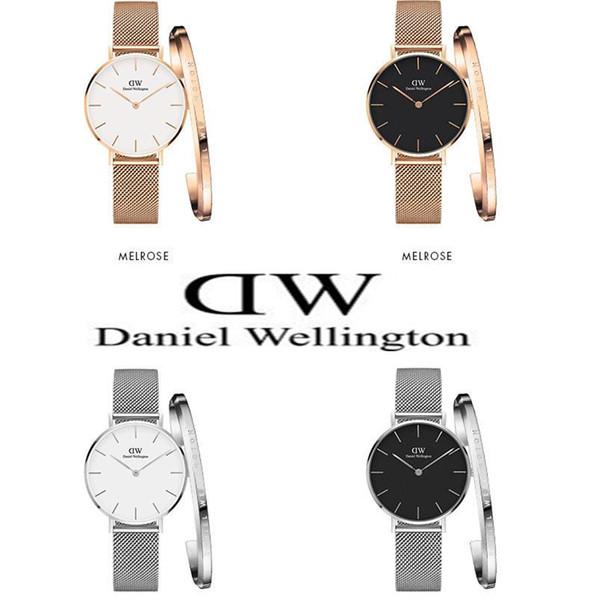 aaa Daniel Wellington watch dw Luxury Women Quartz Watch 32MM Watches and Jewelry Bracelets Fashion Lady Elegant Clock with original box