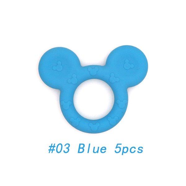 03 Blau 5pcs