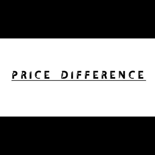 Différence de prix
