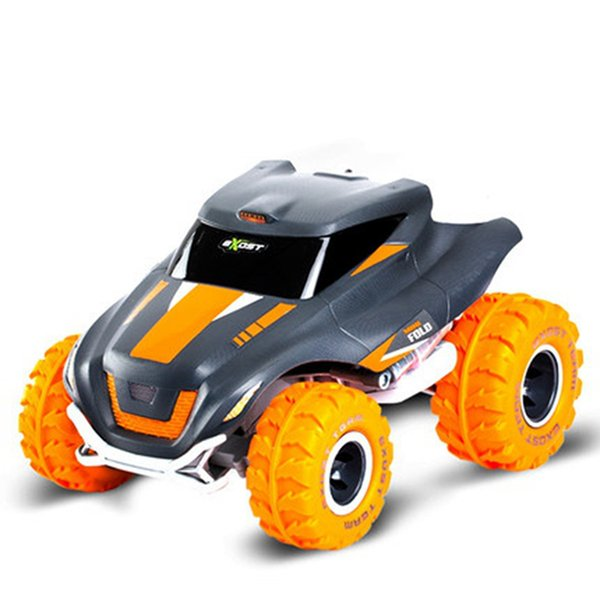 Silverlit Mini Fold Race Car with powerful Engine Durable Wheels Off-road Vehicle Children RC Car LA105