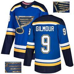 2019 pas cher Maillots De Hockey St.Louis Blues Joel Edmundson Personnalisé USA Ice Jersey Blanc Boutique Mode pièce d'or broderie chemises enfants 4xl