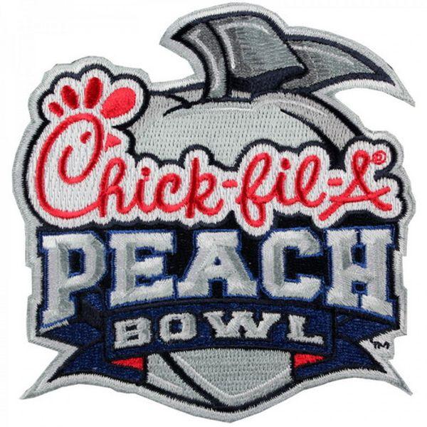 Peach Bowl patch