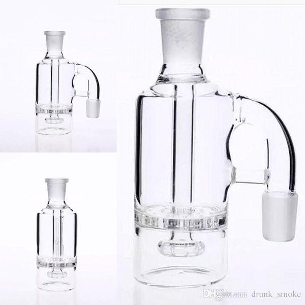 Ash Catcher Cristal ashcatcher accesorios de fumar Mini Dab Rigs percolador bongs pipas de agua shisha