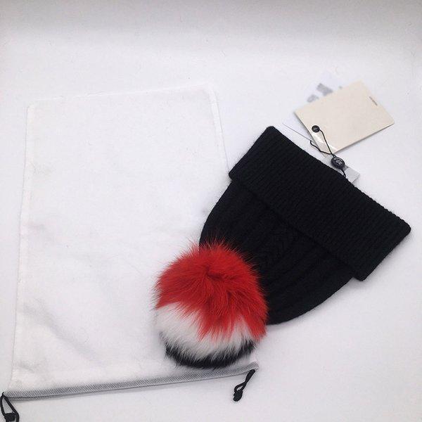 قبعة سوداء
