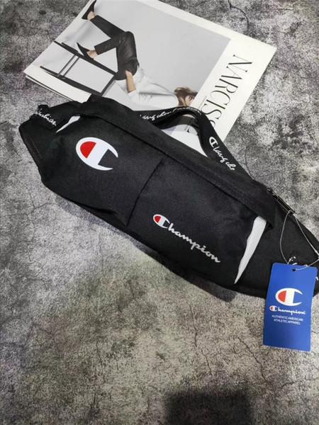 sacs à bandoulière de luxe designer mode mini marque champion pack fanny premier logo sling sacs à bandoulière couture extérieure pochette de voyage C62403